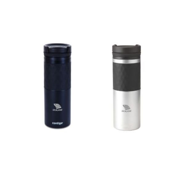 Contigo Glaze Twistseal mug thermosmok RVS 470 ml